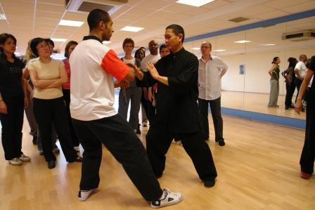 Ying Yang – Tai-chi london